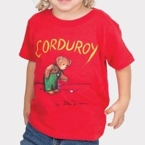 Corduroy Tshirt by OutOfPrint size 3